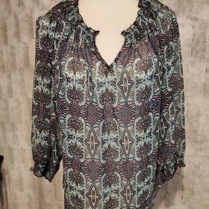 Kut from the Kloth blouse Sz M